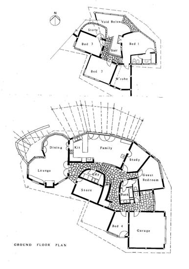 Plan of village house house plans Village house plan